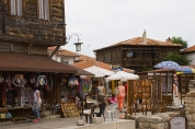 Crafts Street of Nessebar